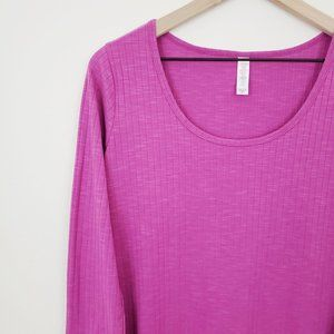 Lularoe Lynnae Long Sleeve Top Size XS